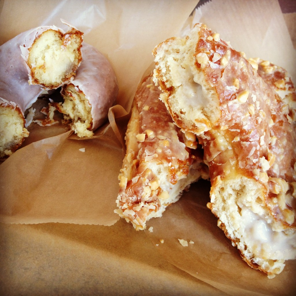 Doughnut Plant: A First Week In New York City